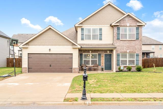 2154 Bandera Dr, Clarksville, TN 37042 (MLS #RTC2122570) :: The Group Campbell powered by Five Doors Network