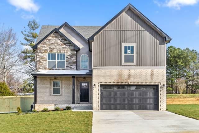 7 Bentley Meadows, Clarksville, TN 37043 (MLS #RTC2122641) :: John Jones Real Estate LLC