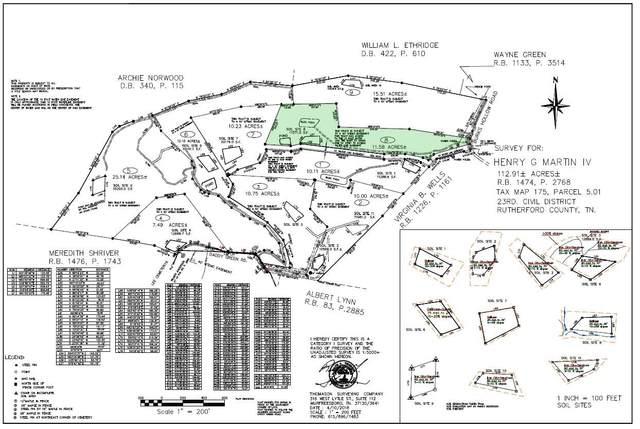 0 Burks Hollow Rd., Christiana, TN 37037 (MLS #RTC2122675) :: RE/MAX Homes And Estates