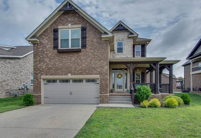 8029 Ragusa Cir, Spring Hill, TN 37174 (MLS #RTC2122705) :: Benchmark Realty