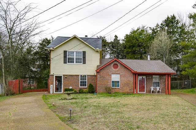 818 Bradley Pl, Hermitage, TN 37076 (MLS #RTC2122884) :: Village Real Estate