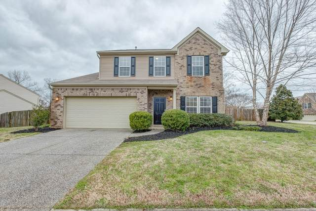 2000 Gale Ln, Spring Hill, TN 37174 (MLS #RTC2122905) :: Benchmark Realty