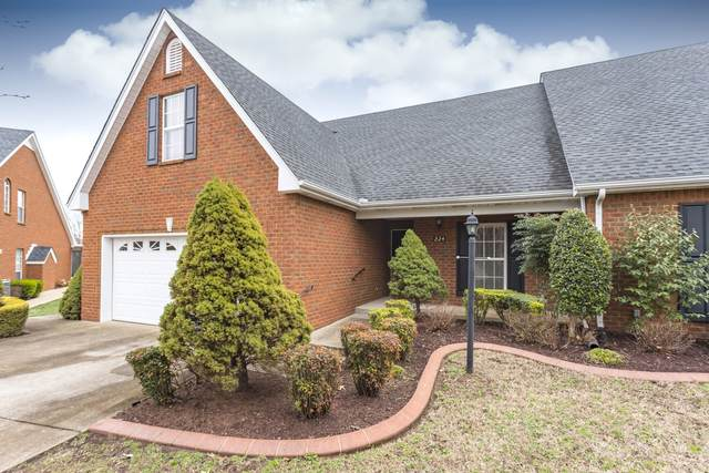 224 Seminole St, Murfreesboro, TN 37127 (MLS #RTC2122916) :: Fridrich & Clark Realty, LLC