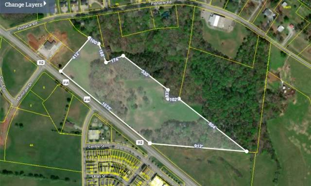 6292 Highway 41-A, Pleasant View, TN 37146 (MLS #RTC2122917) :: The Group Campbell powered by Five Doors Network