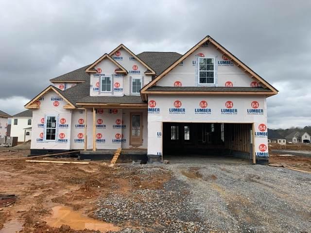 147 Easthaven, Clarksville, TN 37043 (MLS #RTC2122925) :: John Jones Real Estate LLC