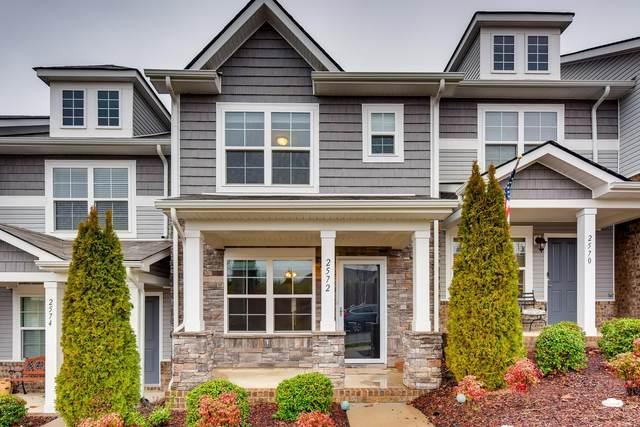 2572 River Trail Dr, Hermitage, TN 37076 (MLS #RTC2122974) :: Village Real Estate