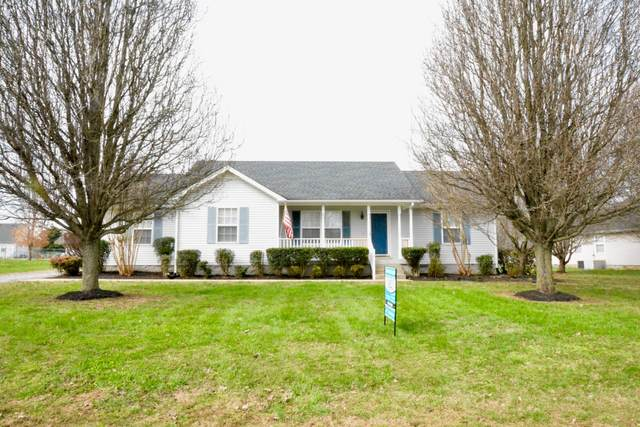 127 N Wagon Trl, Murfreesboro, TN 37128 (MLS #RTC2123020) :: The Group Campbell powered by Five Doors Network