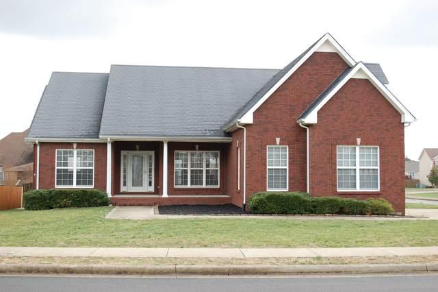 1165 Meadow Knoll Ln, Clarksville, TN 37040 (MLS #RTC2123048) :: John Jones Real Estate LLC
