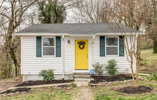 417 Patterson St, Nashville, TN 37211 (MLS #RTC2123067) :: Cory Real Estate Services