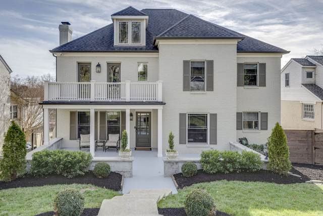 3319 Acklen Ave, Nashville, TN 37212 (MLS #RTC2123137) :: Ashley Claire Real Estate - Benchmark Realty