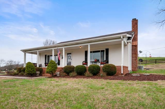 1999 Evergreen Rd, Thompsons Station, TN 37179 (MLS #RTC2123209) :: Stormberg Real Estate Group