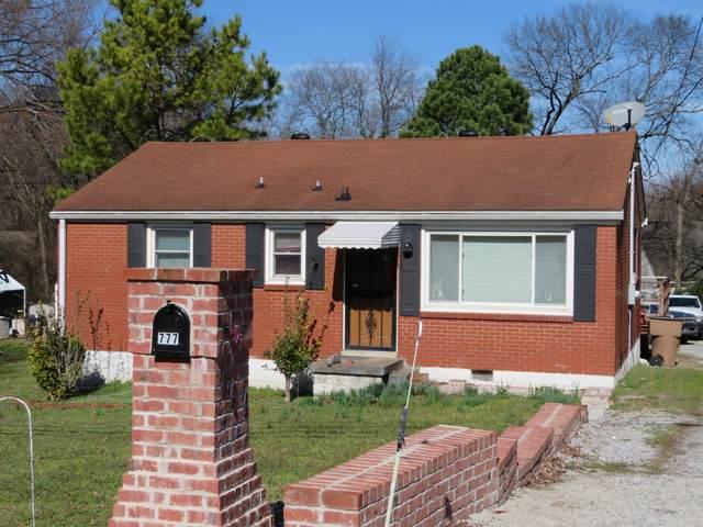 777 Gillock St, Nashville, TN 37216 (MLS #RTC2123225) :: Village Real Estate