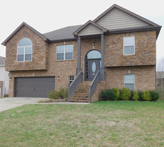 1721 Apache Way, Clarksville, TN 37042 (MLS #RTC2123229) :: The Group Campbell powered by Five Doors Network