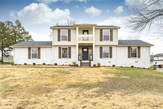 281 Clearlake Dr W, Nashville, TN 37217 (MLS #RTC2123230) :: Team Wilson Real Estate Partners