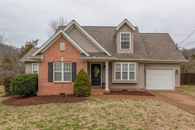 412 Brownstone St, Old Hickory, TN 37138 (MLS #RTC2123237) :: John Jones Real Estate LLC