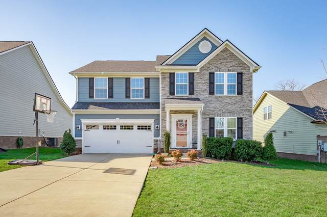 1991 Allerton Way, Spring Hill, TN 37174 (MLS #RTC2123250) :: The Kelton Group