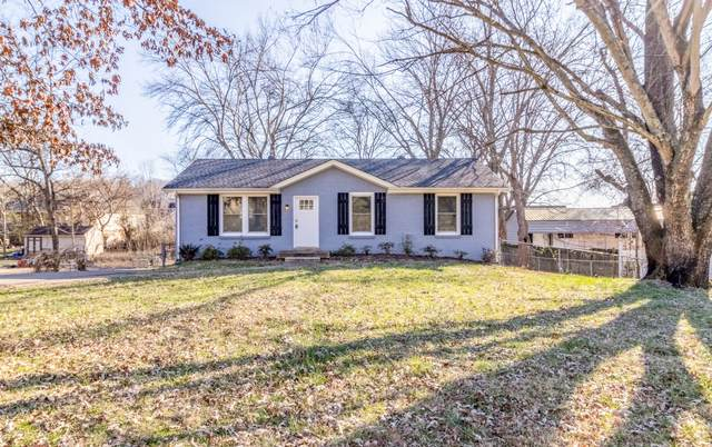 1975 Mark Ave, Clarksville, TN 37043 (MLS #RTC2123271) :: John Jones Real Estate LLC