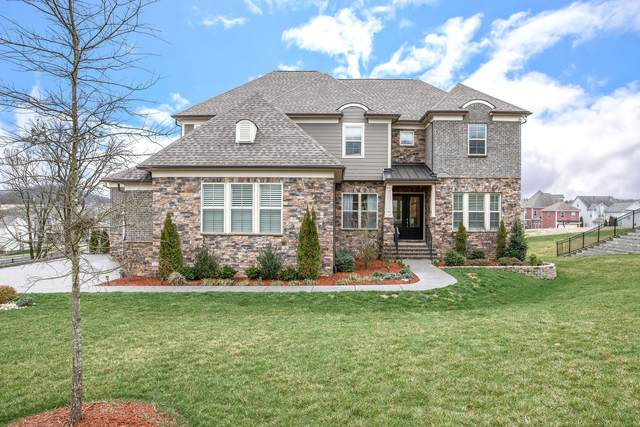9535 Whitby Crest Ct, Brentwood, TN 37027 (MLS #RTC2123306) :: The Group Campbell powered by Five Doors Network