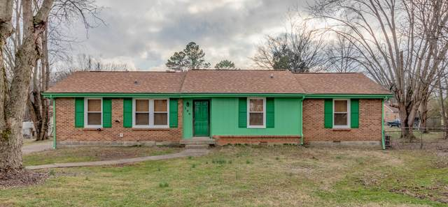 106 Winston Ct, Clarksville, TN 37042 (MLS #RTC2123323) :: The Group Campbell powered by Five Doors Network