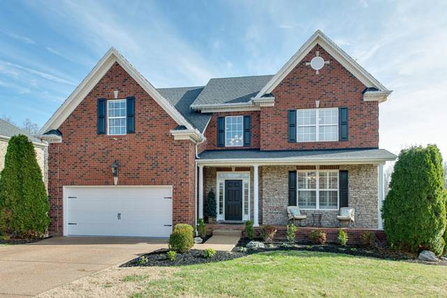 1547 Red Oak Ln, Brentwood, TN 37027 (MLS #RTC2123325) :: Nashville on the Move