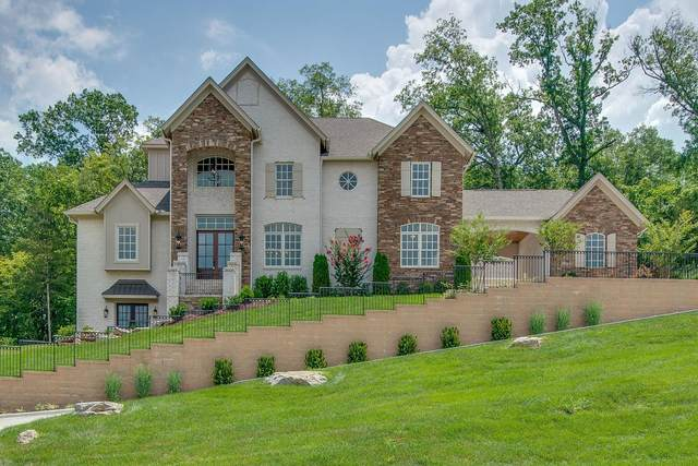 1806 Terrabrooke Ct, Brentwood, TN 37027 (MLS #RTC2123352) :: The Group Campbell powered by Five Doors Network