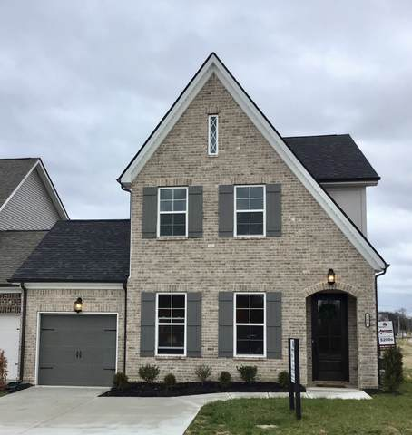 124 Bellagio Villas Dr #6, Spring Hill, TN 37174 (MLS #RTC2123362) :: Oak Street Group