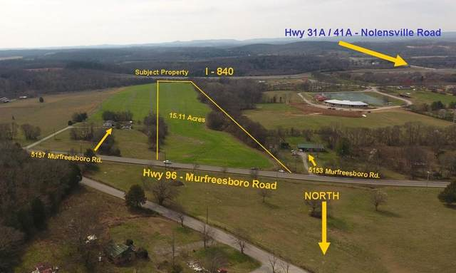 0 Murfreesboro Rd, Arrington, TN 37014 (MLS #RTC2123413) :: Nashville on the Move