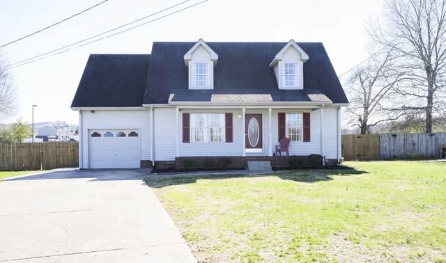 107 Irish Pl, Smyrna, TN 37167 (MLS #RTC2123422) :: John Jones Real Estate LLC