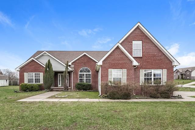1501 Bonnie Blue Ave, Clarksville, TN 37042 (MLS #RTC2123428) :: Village Real Estate