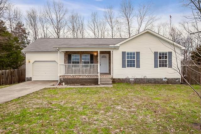 367 Clearlake Dr, La Vergne, TN 37086 (MLS #RTC2123431) :: Village Real Estate