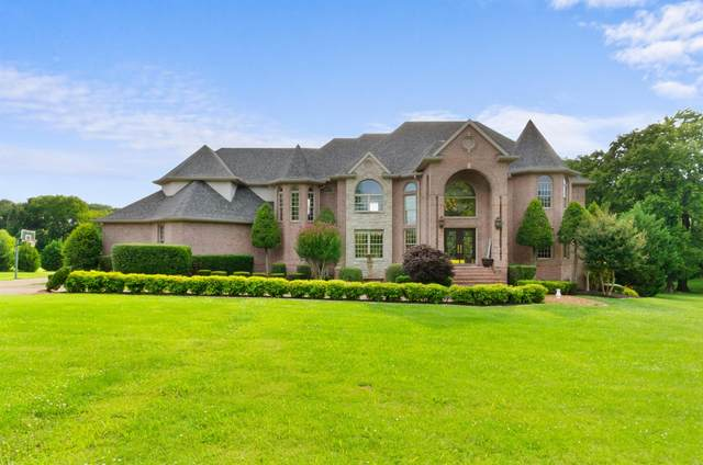 1530 Palmer Rd, Lebanon, TN 37090 (MLS #RTC2123432) :: Village Real Estate