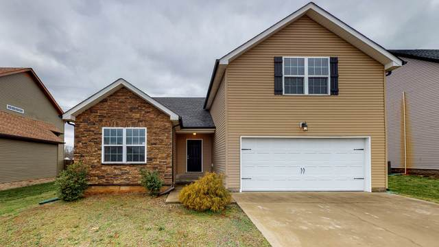2310 Button Dr, Clarksville, TN 37040 (MLS #RTC2123435) :: The Group Campbell powered by Five Doors Network