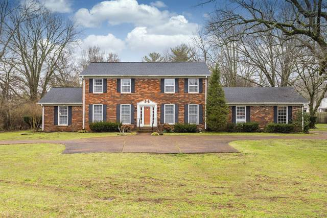 5402 Williamsburg Rd, Brentwood, TN 37027 (MLS #RTC2123436) :: The Miles Team | Compass Tennesee, LLC