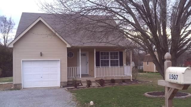 1507 Ridgemont Dr, La Vergne, TN 37086 (MLS #RTC2123514) :: John Jones Real Estate LLC