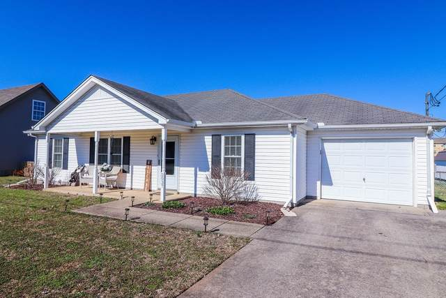 2037 Holbeach Dr, Murfreesboro, TN 37130 (MLS #RTC2123527) :: Village Real Estate