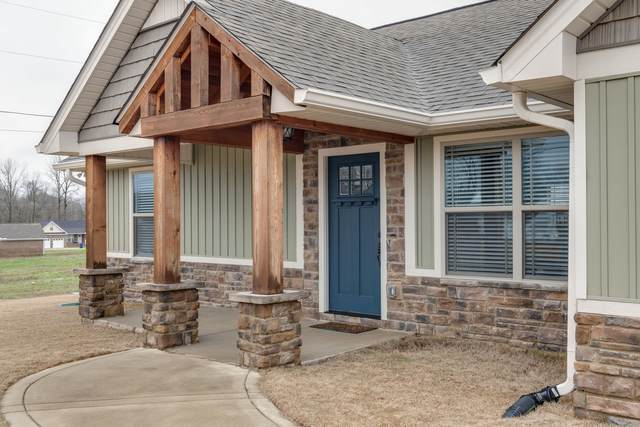 609 Brookside Drive, Mount Pleasant, TN 38474 (MLS #RTC2123535) :: RE/MAX Homes And Estates