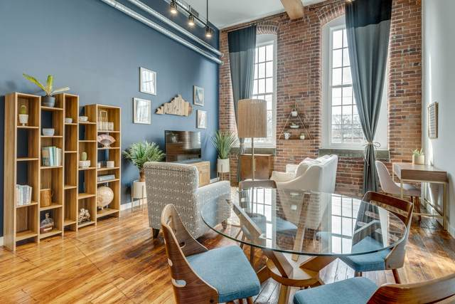 1350 Rosa L Parks Blvd #339, Nashville, TN 37208 (MLS #RTC2123543) :: HALO Realty