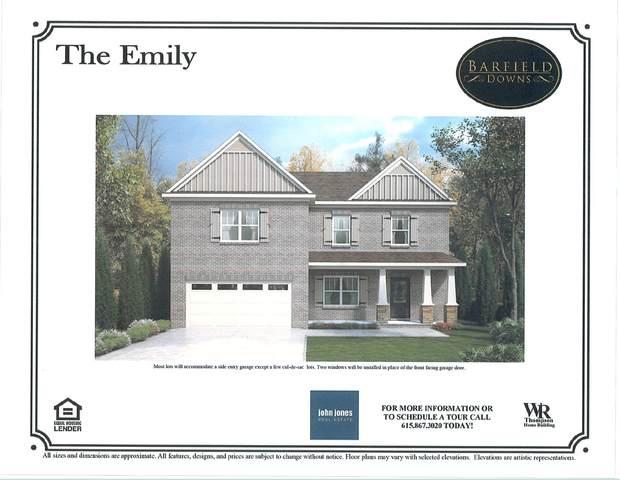 2202 Delafield Ct. - #130, Murfreesboro, TN 37128 (MLS #RTC2123556) :: John Jones Real Estate LLC