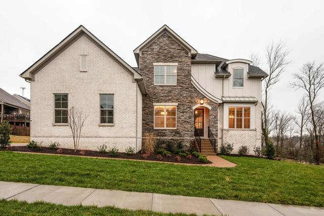 150 Fountain Brooke Drive, Hendersonville, TN 37075 (MLS #RTC2123559) :: RE/MAX Homes And Estates