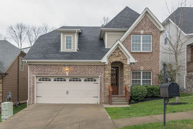 5936 Woodlands Ave, Nashville, TN 37211 (MLS #RTC2123562) :: Ashley Claire Real Estate - Benchmark Realty