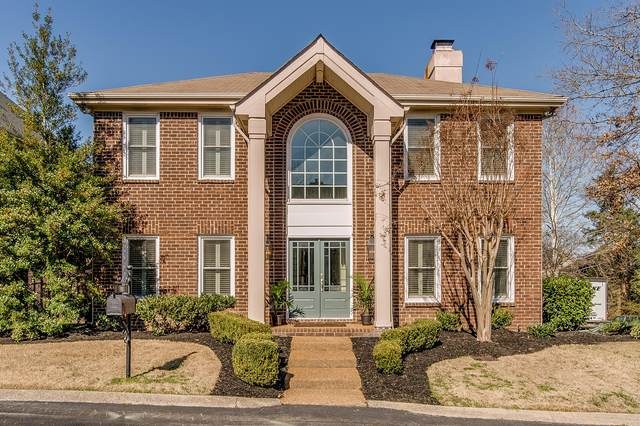 900 Huntington Cir, Nashville, TN 37215 (MLS #RTC2123569) :: The Kelton Group