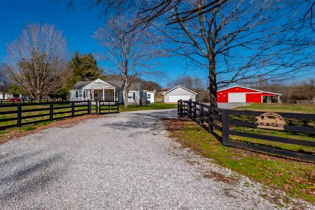 5577 Carters Creek Pike, Thompsons Station, TN 37179 (MLS #RTC2123656) :: Felts Partners