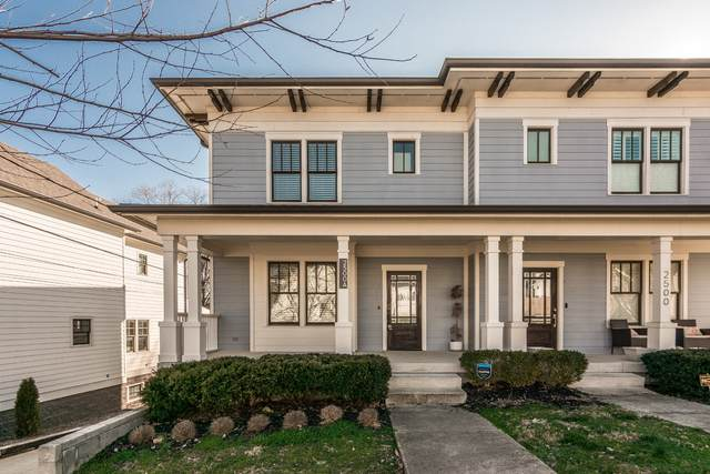 2500 9th Ave S A, Nashville, TN 37204 (MLS #RTC2123667) :: Felts Partners