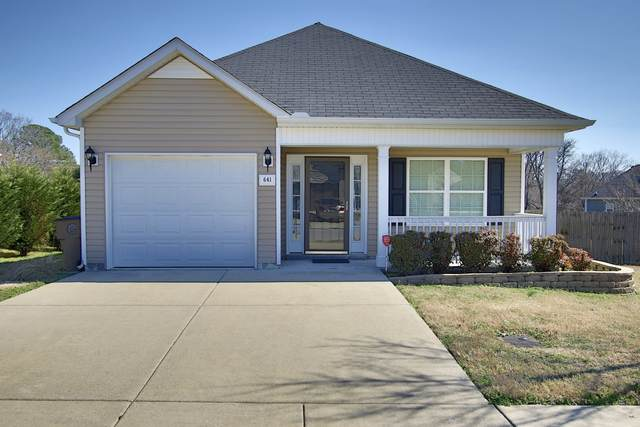 641 Hays Blackman Loop, Antioch, TN 37013 (MLS #RTC2123673) :: Village Real Estate