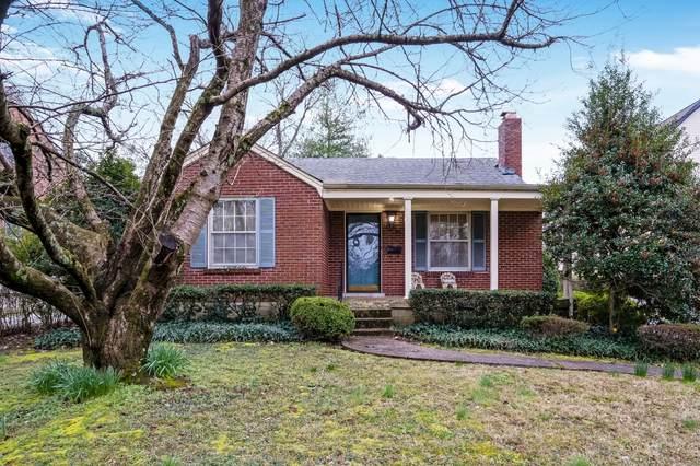 917 Winston Pl, Nashville, TN 37204 (MLS #RTC2123687) :: Ashley Claire Real Estate - Benchmark Realty