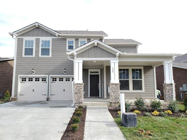 137 Picasso Circle #765, Hendersonville, TN 37075 (MLS #RTC2123760) :: RE/MAX Homes And Estates