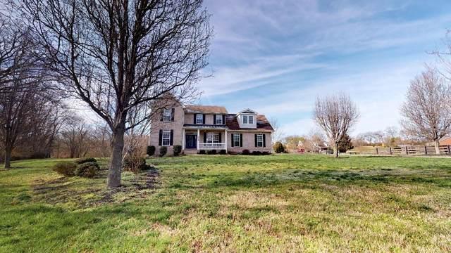 3848 Kedron Rd, Spring Hill, TN 37174 (MLS #RTC2123789) :: Stormberg Real Estate Group