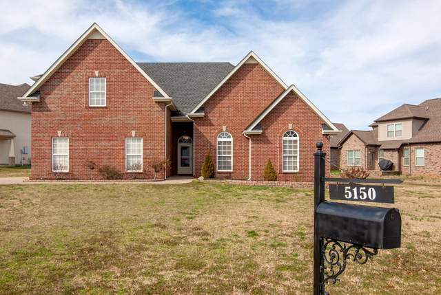 5150 Cloister Dr, Murfreesboro, TN 37128 (MLS #RTC2123811) :: Team Wilson Real Estate Partners