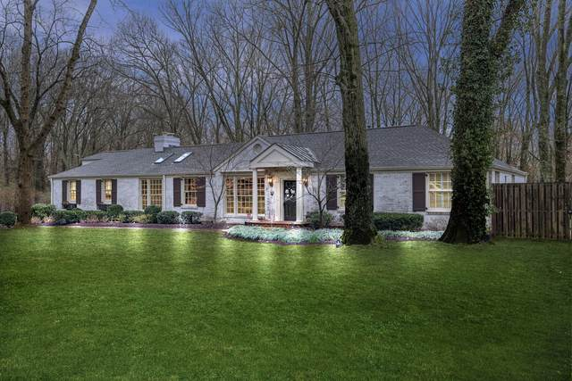 6103 Robin Hill Rd, Nashville, TN 37205 (MLS #RTC2123814) :: Team Wilson Real Estate Partners