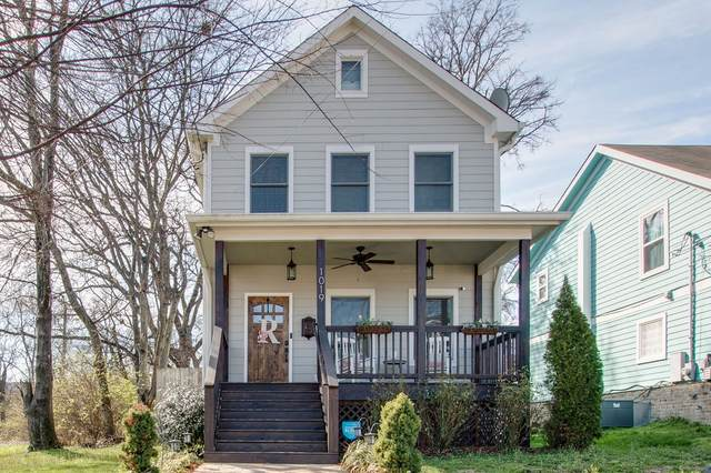 1019 11th Ave N, Nashville, TN 37208 (MLS #RTC2123822) :: Felts Partners